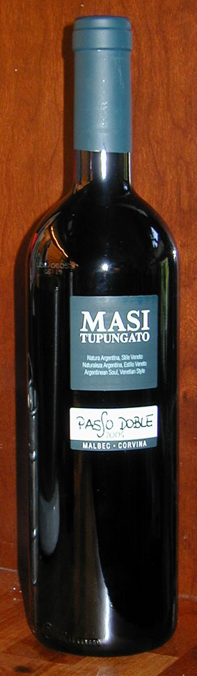 Passo Doble Malbec Corvina ( Masi ) 2005