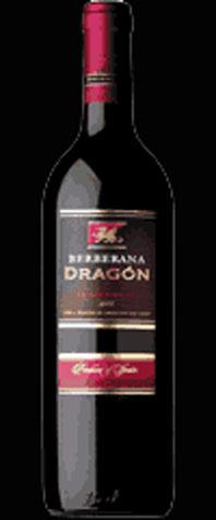 Dragón Tempranillo ( Bodegas Berberana ) 2002