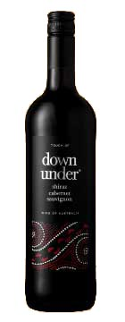 Downunder Shiraz Cabernet Sauvignon ( Nordic Sea Winery ) 2017