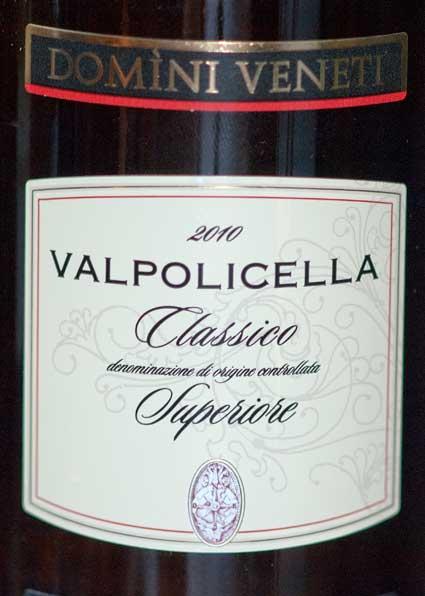 Valpolicella Classico Superiore ( Domìni Veneti ) 2014
