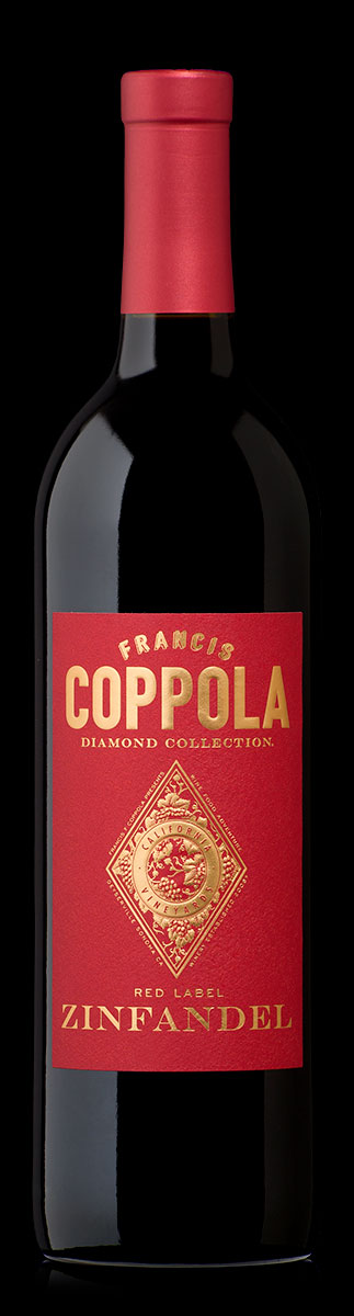 Diamond Collection Zinfandel ( Francis Ford Coppola Winery ) 2016