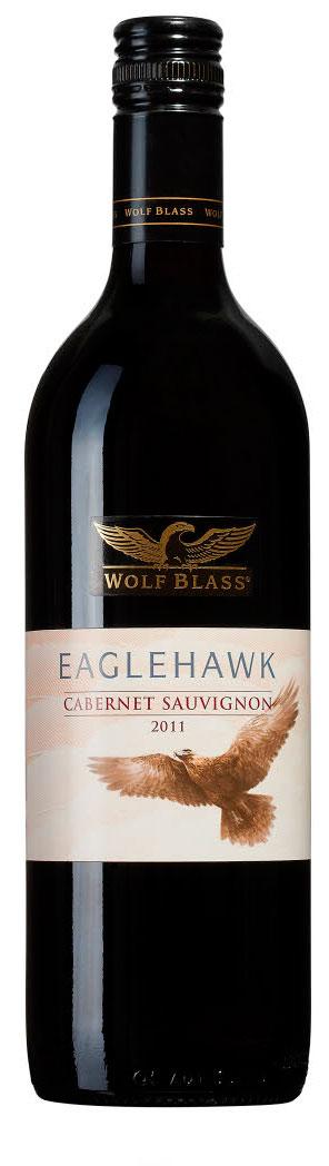 Eaglehawk Cabernet Sauvignon ( Wolf Blass ) 2010
