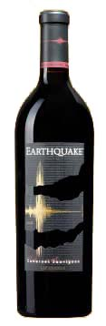 Earthquake Cabernet Sauvignon ( Michael and David Vineyards ) 2011