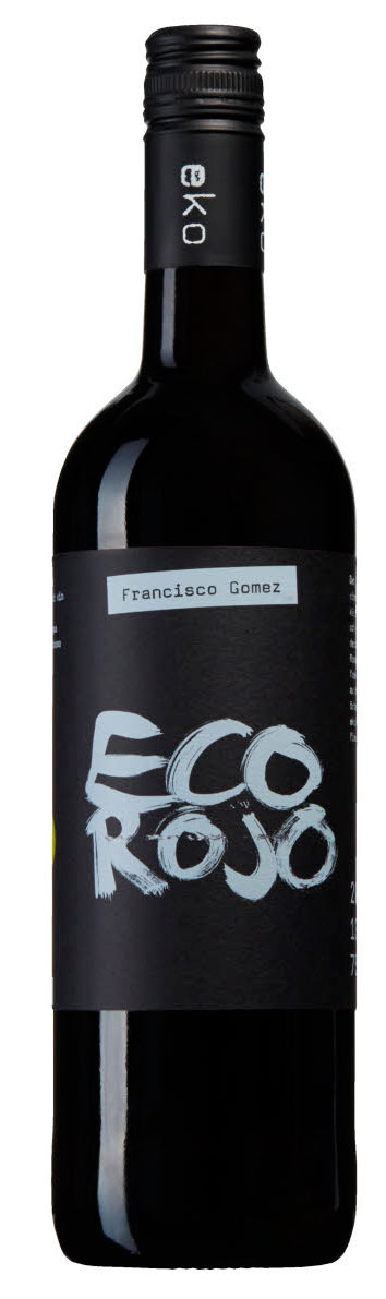Eco Rojo ( Bodegas Francisco Gomez ) 2017