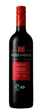 Ecologica Shiraz Malbec ( La Riojana ) 2015