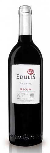 Edulis Reserva ( Altanza ) 2001