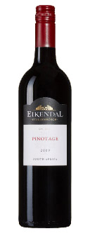 Pinotage ( Eikendal Vineyards ) 2012