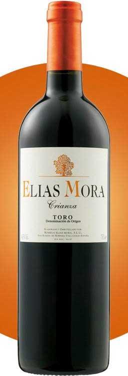 Elias Mora Crianza ( Bodegas Elias Mora ) 2009