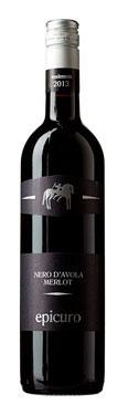 Nero d`Avola Merlot Epicuro ( Femar Vini ) 2015