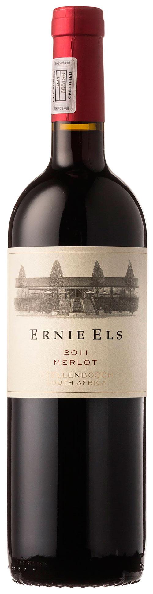 Merlot ( Ernie Els Winery ) 2011