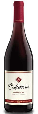 Pinot Noir ( Estancia ) 2013