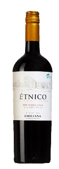 Étnico Red Blend ( Vinedos Organicos Emiliana ) 2009
