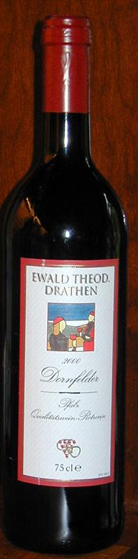 Dornfelder ( Ewald Theod Drathen ) 2000