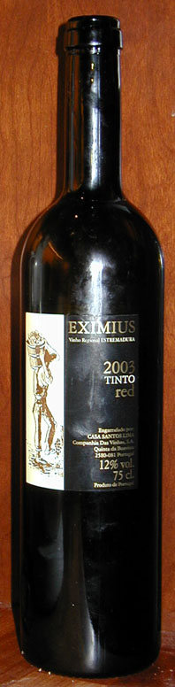 Eximius ( Casa Santos Lima ) 2003