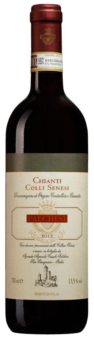 Chianti Colli Senesi  ( Falchini ) 2013