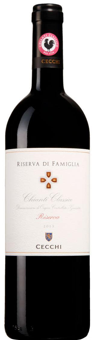 Chianti Classico Riserva di Famiglia ( Casa Vin. Cecchi ) 2013