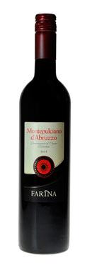 Montepulciano d`abruzzo Farina ( Gerardo Cesari ) 2003