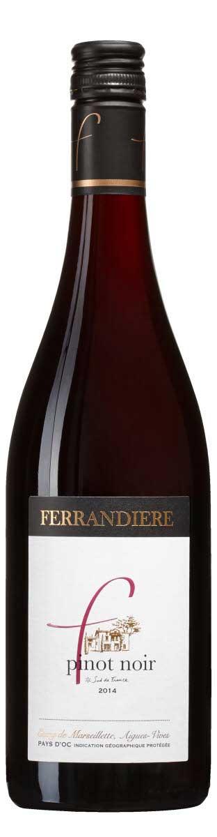 Pinot Noir ( Domaine de la Ferrandière ) 2014