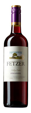 Valley Oaks Zinfandel ( Fetzer Vineyards ) 2012