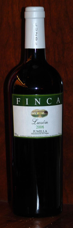 Finca Luzon ( Bodegas Luzón ) 2006