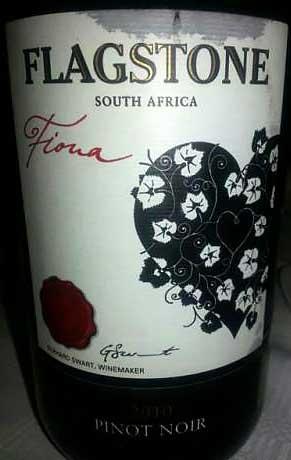 Fiona Pinot Noir ( Flagstone Winery ) 2003