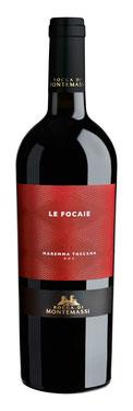 Le Focaie ( Tenuta Rocca di Montemassi ) 2014