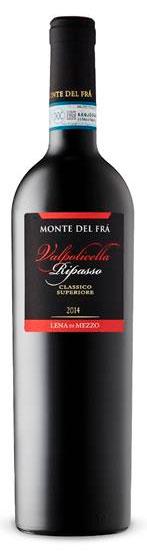 Valpolicella Classico Superiore Ripasso Lena di Mezzo ( Monte del Frá ) 2010