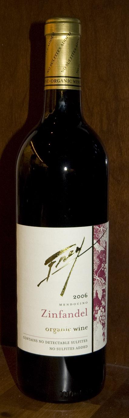 Zinfandel ( Frey Vineyards ) 2006