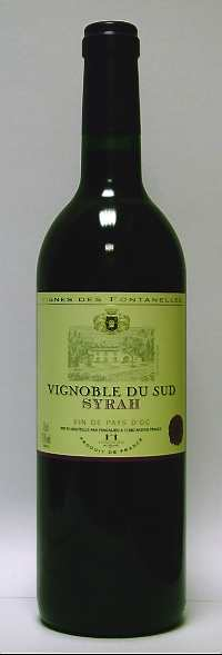 Vignobles du Sud Syrah ( Foncalieu ) 2006