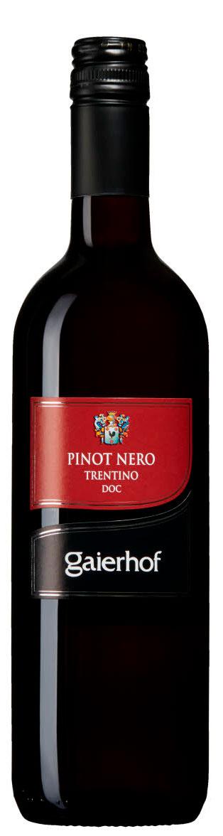 Pinot Nero ( Azienda Vinicola Gaierhof ) 2015