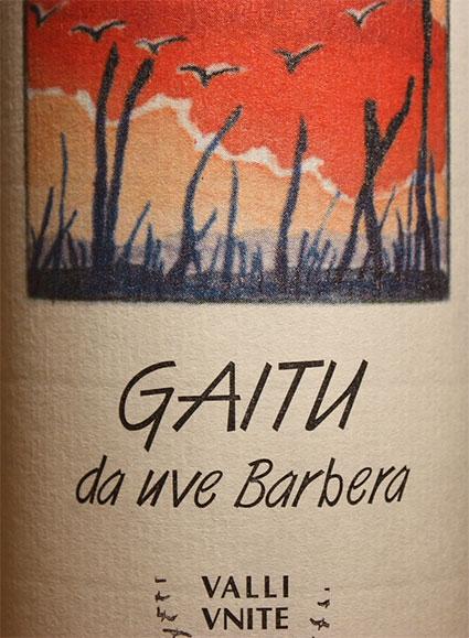 Barbera Gaitù ( Valli Unite ) 2009
