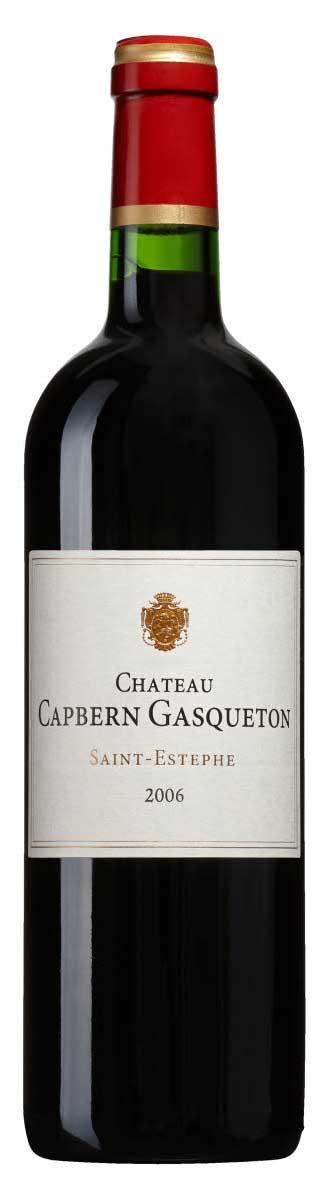 Château Capbern Gasqueton ( Château Calon Segur ) 2008