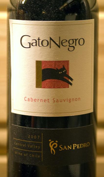 Gato Negro Cabernet Sauvignon ( Vina San Pedro ) 2019
