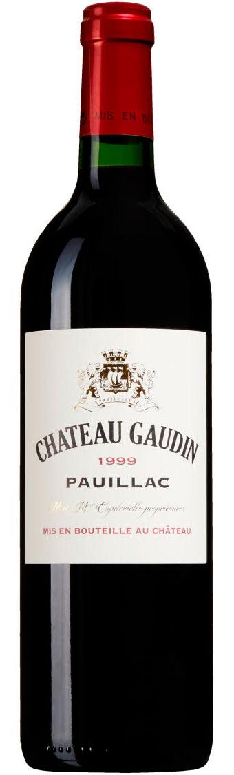 Château Gaudin ( Château Gaudin ) 1999
