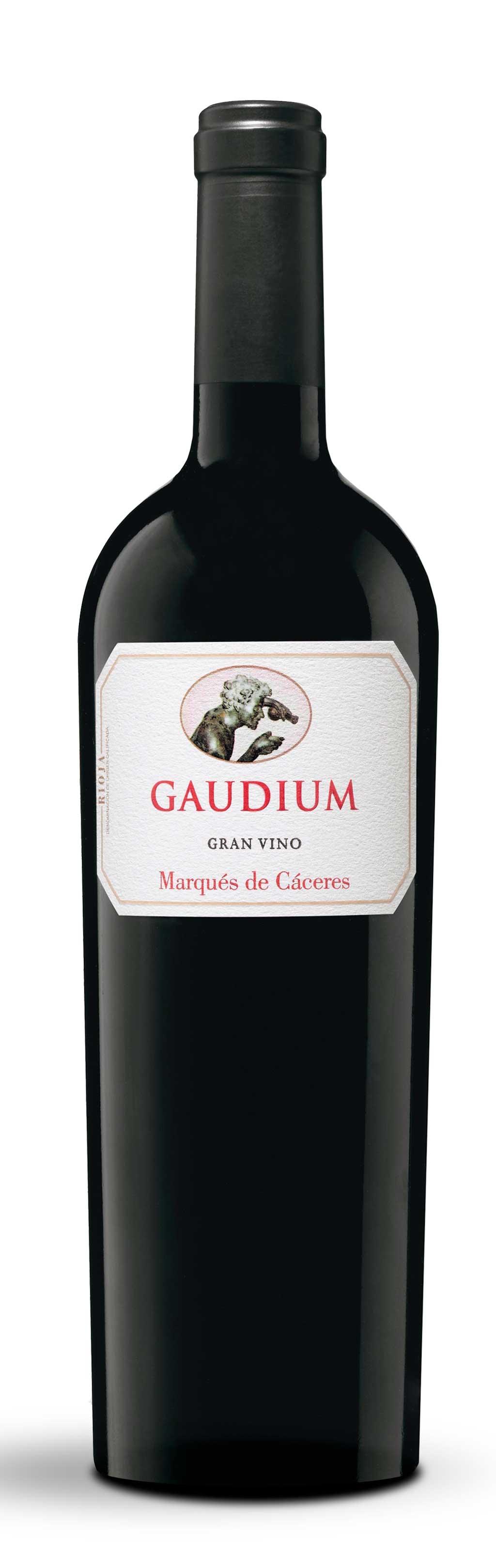 Gaudium Gran Vino ( Bodegas Marqués de Cáceres ) 1998