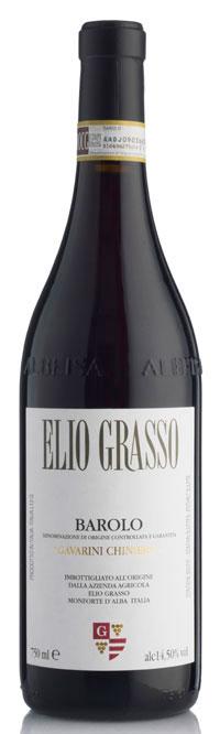 Barolo Gavarini Chiniera ( Elio Grasso ) 2006
