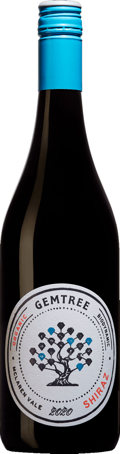 Organic Shiraz ( Gemtree Vineyards ) 2020