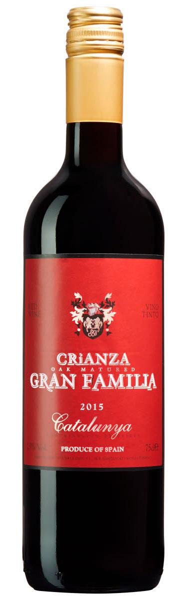 Gran Familia Crianza Oak Matured ( Guy Anderson Wines Ltd ) 2015
