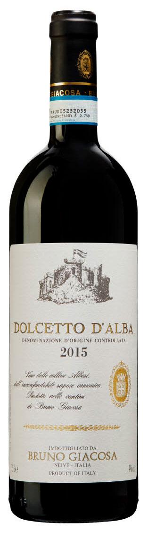 Dolcetto d`Alba ( Bruno Giacosa ) 2015