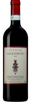 Rosso di Montalcino Ginestro ( Fuligni ) 2006