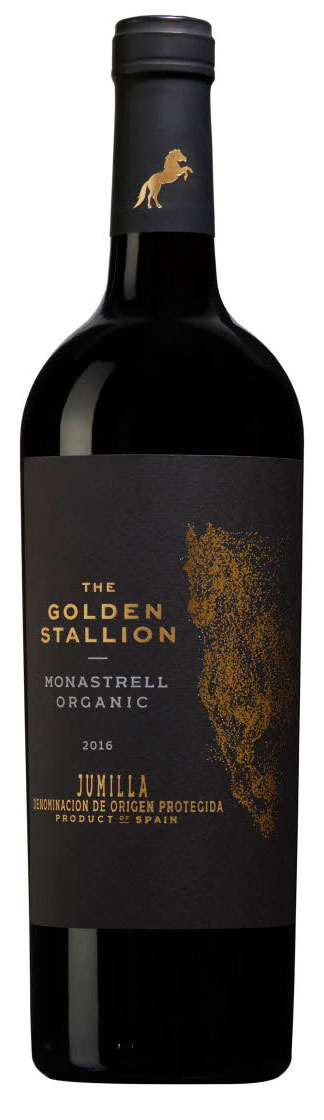 The Golden Stallion ( Bodegas Juan Gil ) 2016