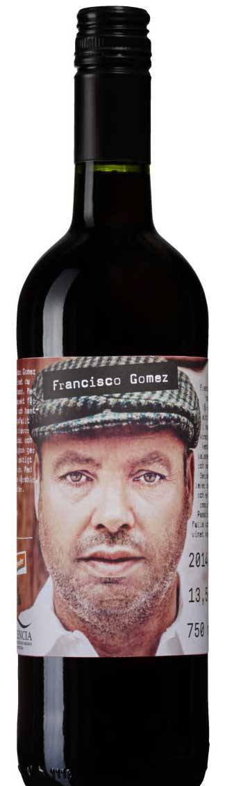 Francisco Gomez ( Bodegas Francisco Gomez ) 2014