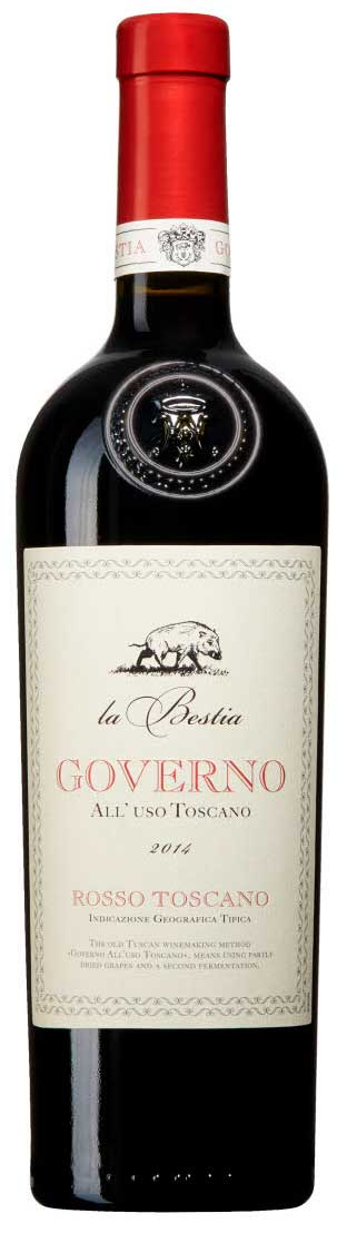 Governo Rosso Toscano ( Domaine Wines ) 2016