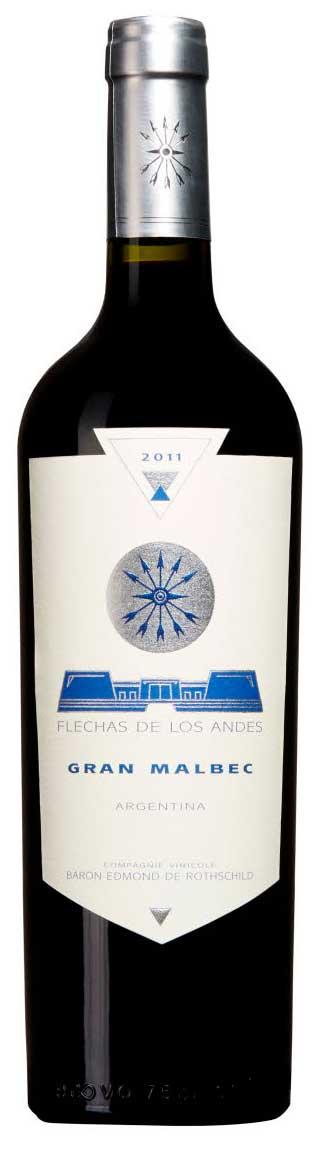 Gran Malbec ( Flechas de Los Andes ) 2012