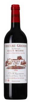 Château Grandis ( Quien and Cie ) 2002