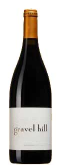 Gravel Hill Shiraz ( Hartenberg Wine Estate ) 2008