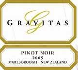 Gravitas Pinot Noir ( St Arnaud`s Vineyard ) 2004