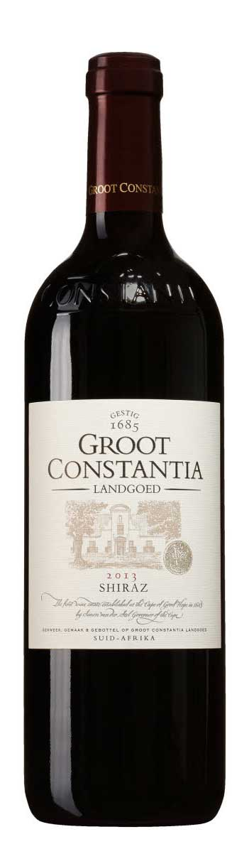 Shiraz ( Groot Constantia Estate ) 2015