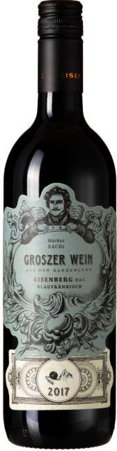 Eisenberg Blaufränkisch ( Groszer Wein GmbH ) 2017