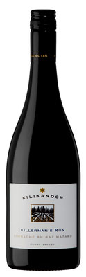 Killerman`s Run GSM ( Kilikanoon Wines ) 2012